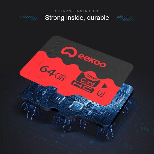 Paměťová karta 64GB UHS-I U3 TF microSD zápis min 30MB/s