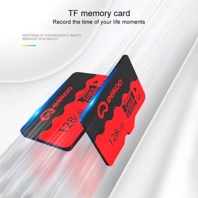 Paměťová karta 128GB UHS-I U3 TF microSD zápis min 30MB/s