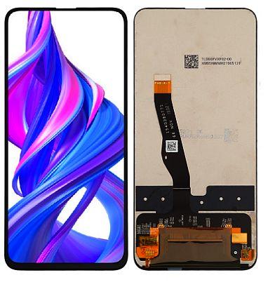 LCD displej Honor 9X černý + dotyková plocha