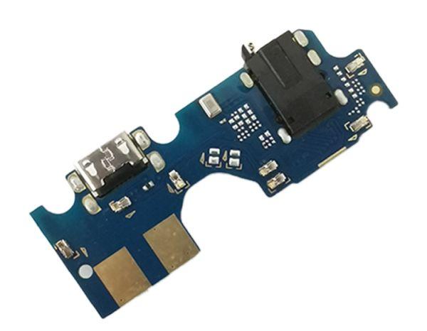 Konektor dobíjení + mikrofon na desce Asus Zenfone Max Pro M2 ZB631KL
