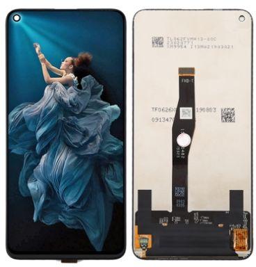 LCD displej Honor 20 Pro černý, black