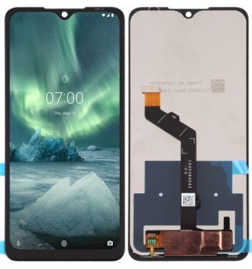LCD displej Nokia 7.2 + dotyková plocha