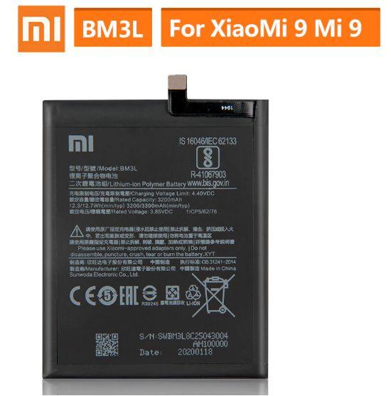Baterie Xiaomi Mi 9 Li-Pol 3300mAh ORIGINÁL