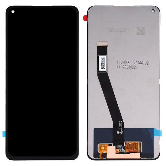 LCD displej Xiaomi Redmi Note 9 černý
