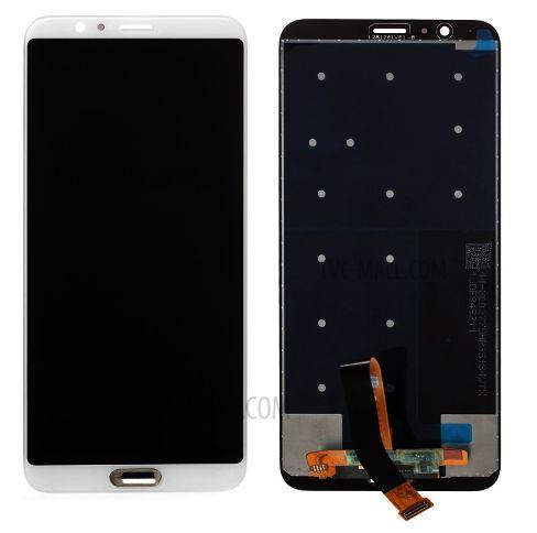 LCD displej Honor View 10 bílý