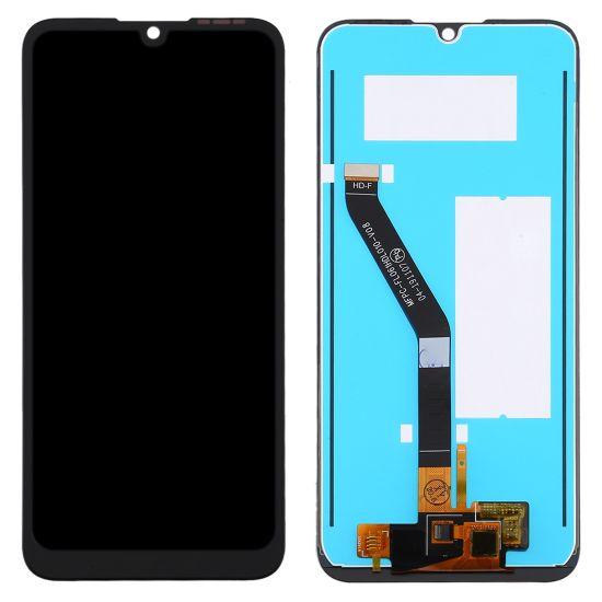 LCD displej Huawei Y6s 2019 černý