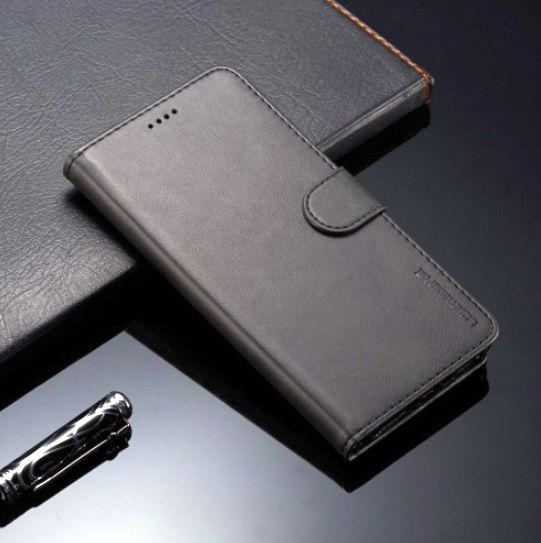 MOFI Kožené pouzdro Xiaomi Redmi 5 Plus černé CRAZY
