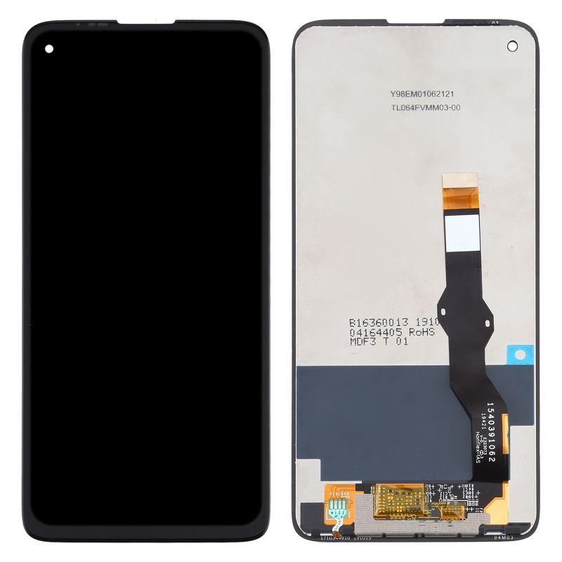 LCD displej Motorola Moto G8 Power černý