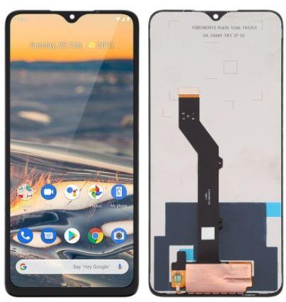 LCD displej Nokia 5.3 černý