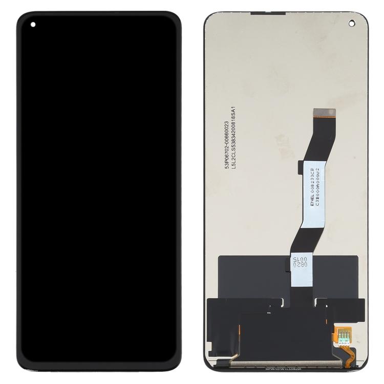 LCD displej Xiaomi Mi 10T Pro černý ORIGINÁL