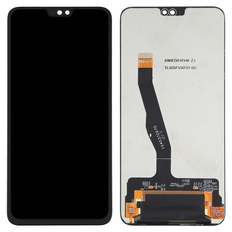 LCD displej Honor 9X Lite černý
