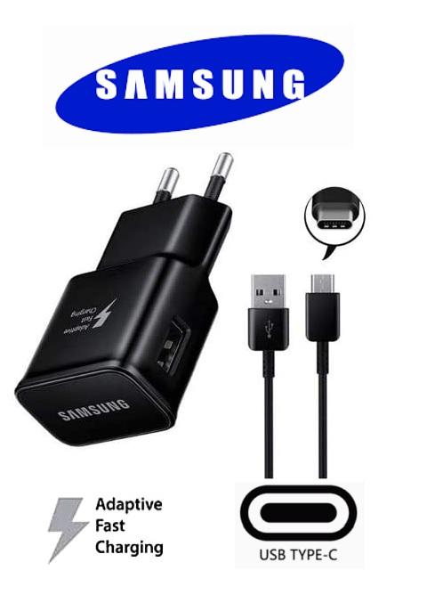 Nabíječka pro Samsung Galaxy A21s s rychlým dobíjením + kabel ORIGINÁL