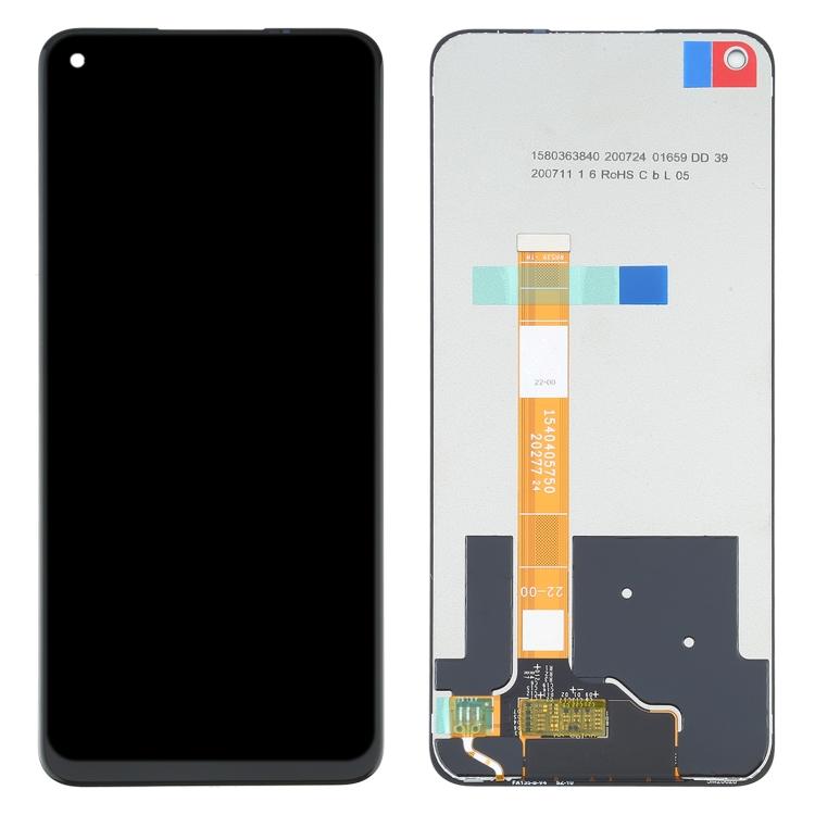 LCD displej Realme 7 5G černý
