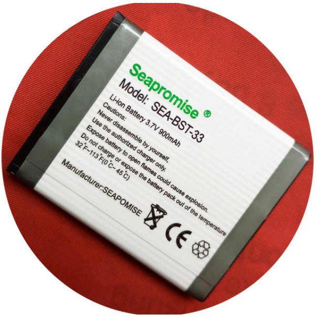 Baterie Sony Ericsson K800i nahrazuje originál