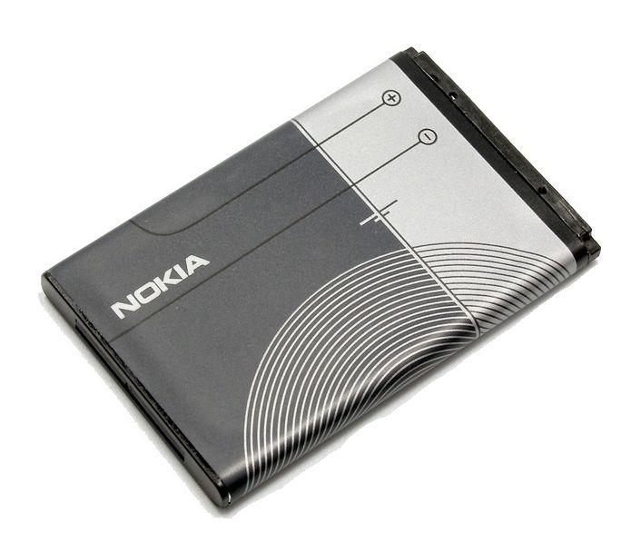 Baterie na Nokii, pro Nokia 6131 originál