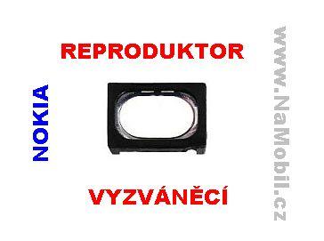 Zvonek na Nokia E52 - Reproduktor vyzváněcí pro Nokii ORIGINÁL - repráček vyzvánění