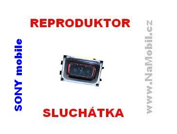 Reproduktor pro Sony Ericsson, sluchátko na Xperia PRO MK16i - ORIGINÁL repráček sluchátka