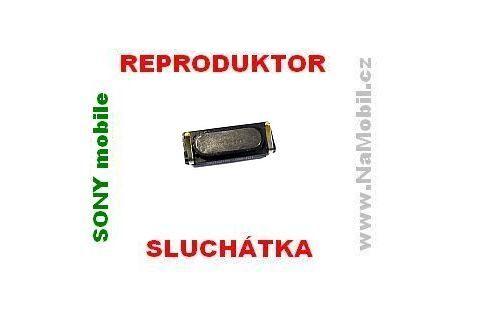 Reproduktor pro Sony, sluchátko na Xperia U ST25i - ORIGINÁL repráček sluchátka