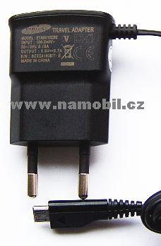 Nabíječka na Samsung, pro N7100 Galaxy Note II ORIGINÁL
