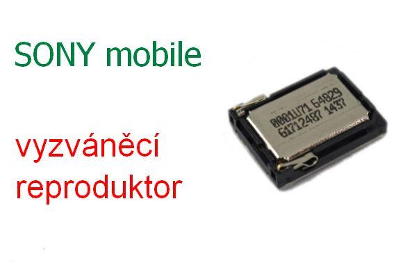 Reproduktor vyzváněcí pro SONY Ericsson, na Live Walkman WT19i ORIGINÁL repráček vyzvánění