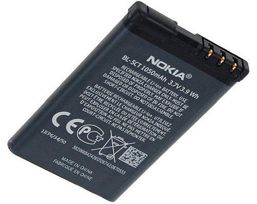 Baterie na Nokii, pro Nokia C5-00 ORIGINÁL