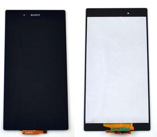 LCD displej SONY Xperia Z Ultra C6833, C6806 + dotyková plocha, deska - komplet