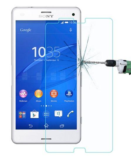 Ochranné sklo, sklíčko na LCD displej SONY Xperia Z3 Compact D5803 - screenprotector