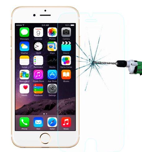 Ochranné sklo, sklíčko displeje pro Apple iPhone 6 - screenprotector