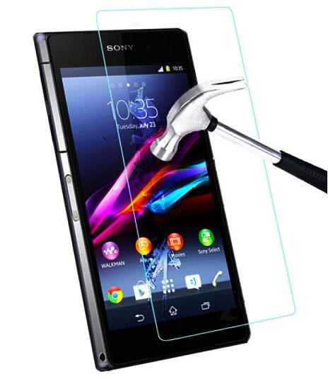 Ochranné sklíčko, sklo na displej pro SONY Xperia Z1 Compact D5503 - screenprotector
