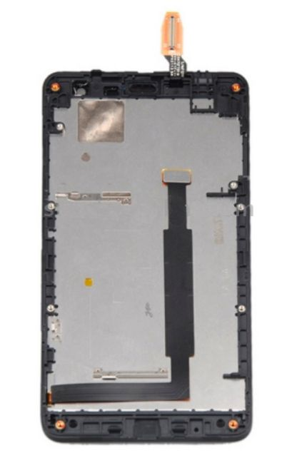 Display, LCD displej Nokia 625 Lumia + dotyk. deska, plocha + přední kryt
